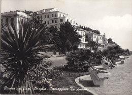 Italie -  Oneglia - Riviera Dei Fiori - Immeubles - Passeggiata De Amicis - Imperia