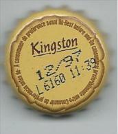 TAP145 - TAPPO CORONA - KINGSTON - Bier