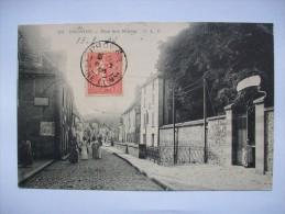 Ma Réf: 67-9-54.                   PROVINS     Rue Des Marais. - Provins