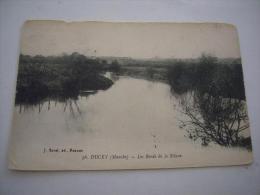 36 - DUCEY (Manche) - Les Bords De La Sélune - - Ducey