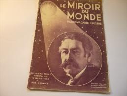 Le MIROIR Du MONDE N° 106 - 1932 : Aristide BRIAND. - Other