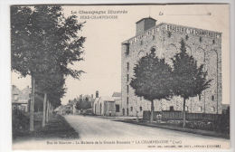 51 FERE CHAMPENOISE - La Malterie De La Grande Brasserie La Champenoise (240) - Fère-Champenoise