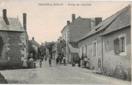 Carte Postale Ancienne De THOIRE S/ DINAN - France