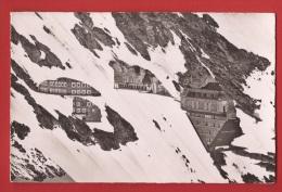 AVS-013 Jungfraubahn Berghaus U. Station Jungfraujoch. BRB 1939, Nicht Gelaufen. Gyger. - BE Berne