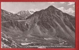AVS-043 Route Et Hospice Du Grand St Bernard Versant Italien - Unclassified