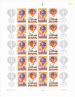 France: Feuillet Complet Des Nrs Yvert 2261/2 Pourr 4 Euro - France