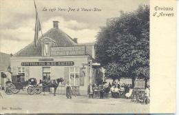 .. OUDE GOD. Vieux Dieu. Café Vera Paz. Environs D' Anvers (Mortsel). Nels. Postée En 1903. Bon état - Zonder Classificatie
