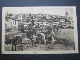 Veles, Karte Um 1915 - Macedonia
