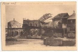 62 - MINES D'OSTRICOURT - Fosse N° 2 - Bâtiment D'Extraction - Guerre Mondiale 1914-1918 - France