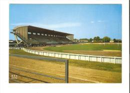 CSM - 40 - Landes - Mont De Marsan : Le Stade Municipal : Stade - Pistes - Tribunes ... - Mont De Marsan