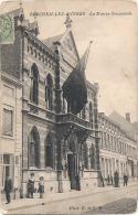 BERCHEM LEZ ANVERS La Maison Communale - TTB Timbrée - Antwerpen
