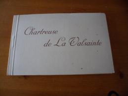 Carnet Complet De 10 CPA Charteuse De La Valsainte, - FR Freiburg