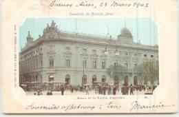 BUENOS AIRES  - Banco De La Nation Argentino - Argentine