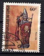 CONGO - N° 653° - FETICHE CONGOLAIS - Kongo - Brazzaville