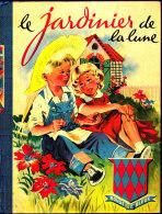 Paul Berna - Le Jardinier De La Lune - Éditions G.P. / Collection Rouge Et Bleue  N° 35 - ( 1955 ) . - Bücher, Zeitschriften, Comics