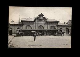 14 - HONFLEUR - La Gare - Honfleur