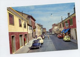 Migliaro (Ferrara). Via Ariosto. Auto - Car - Voitures. Citroen Pallas. - Ferrara