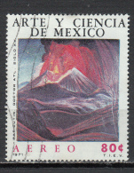 MEXIQUE ° YT N° AVION 318 - Mexique