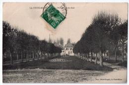La Ferté-Milon, Promenade Du Mail, 1914, Béfort-Dupuis, Plis Et Taches - Autres Communes