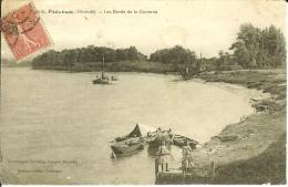 CPA  PODENSAC, Les Bords De La Garonne   8719 - Altri Comuni