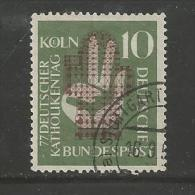 GERMANY 1956 Used Stamp(s) Catholic Day Koeln Nr. 239 - [7] Federal Republic
