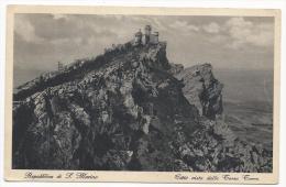 San Marino - Città Vista Dalla Terza Torre - HP603 - San Marino
