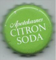 TAP234 - TAPPO CORONA - CITRON SODA - Soda