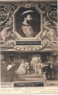 Musee De Versailles .- François Premier Roi De France .-- Neuve Excellent état - Histoire