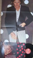 Rod STEWART LP Stéréo + Grand POSTER Foolish Behaviour - Disco, Pop
