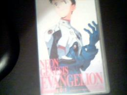"""Lot De 10 Cassette VHS Manga : """"Neon Genesis Evangelion""""en Parfait état - Manga"""