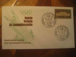 Schonach im Schwarzwald 1971 SKI JUMPING jump skiing winter olympic games olympics Sapporo 1972 Japan Nippon Germany