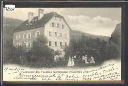 DOMBRESSON - PENSIONNAT DES FOUGERES -TB - NE Neuchâtel