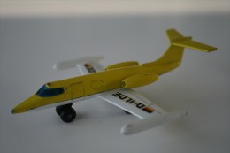 Matchbox Lesney SB1-A2 Lear Jet, Skybusters, Issued 1973, Scale : 1/64 - Matchbox