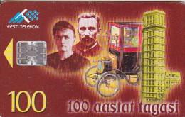 Estonia, ET 084, 100 Years Ago, 2 Scans. - Estonia