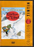 HERGE - TINTIN - DVD Tintin Au Tibet - Animatie