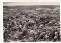 27 - PACY SUR EURE - Vue Aérienne - Rue Principale. CPSM 1954 - Pacy-sur-Eure