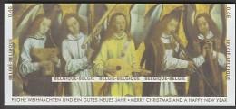 """3589/93   ONGETAND  """"Kerstmis, Christmas""""  Cote 50,00 Euro - No Dentado"""