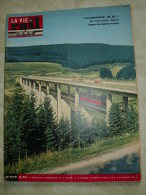 Vie Du Rail 1965 979 JEUMONT ERQUELINES CROIX SAINT LEUFROY CAZOULS ANIANE OLPE - Bücher, Zeitschriften, Comics