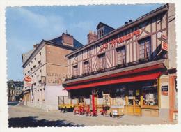 ROUTOT - CPSM - LE PREMARE - L'HOTEL DE COMMERCE - CPSM ANIMEE - Routot