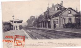 LOBBES - La Gare - Lobbes