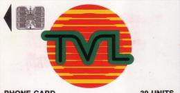 VANUATU LOGO TVL 30U SC7 UT 9 N° ROUGES - Vanuatu