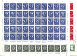 Schweiz: Pro Juventute 1943: Bogenserie  Marken Sind  ** MNH   (SBK 2009 CHF 484.00) - Sonstige