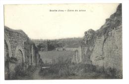 Cp, 60, Senlis, Entrée Des Arènes - Senlis