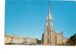 CANADA---RIMOUSKI--la Cathédrale---voir 2 Scans - Rimouski