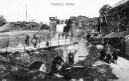 AK  Montmeby, Festung, Ungel. Um 1915 - France