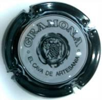 PLACA DE CAVA GRAMONA 0477 - Placas De Cava