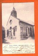 1 Cpa Vichy Eglise Saint Blaise - Vichy