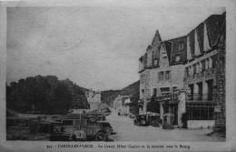 Carolles-plage : Le Grand Hotel Casino Et La Montée Vers Le Bourg - Autres Communes