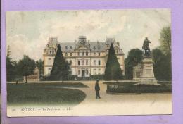 74 -  ANNECY - La Préfecture - Colorisée - Oblitérée En 1907 - Annecy