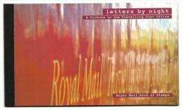 2004 - Gran Bretagna DX 32 Letters By Night^ - Libretti